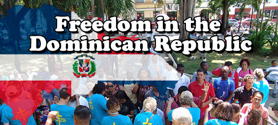 Freedom in the Dominican Republic