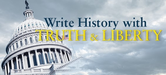 Write History with Truth and Liberty