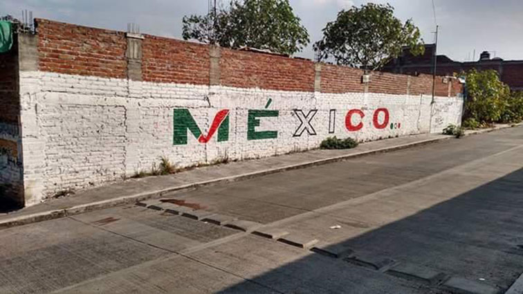 New Life in Mexico