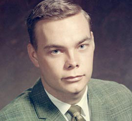 A picture of Young Andrew Wommack