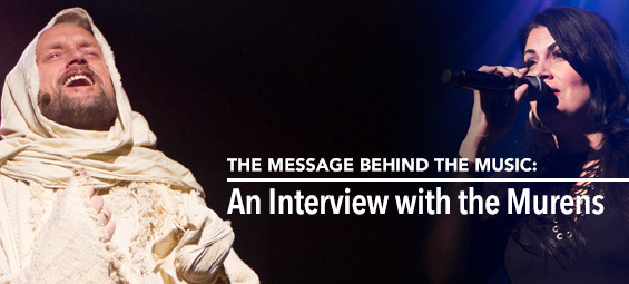 The Message Behind the Music: An Interview with the Murens