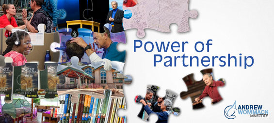 Power of Partnership - Andrew Wommack Ministries
