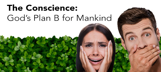 The Conscience: God's Plan B for Mankind