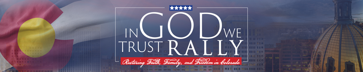 In God We Trust Rally image
