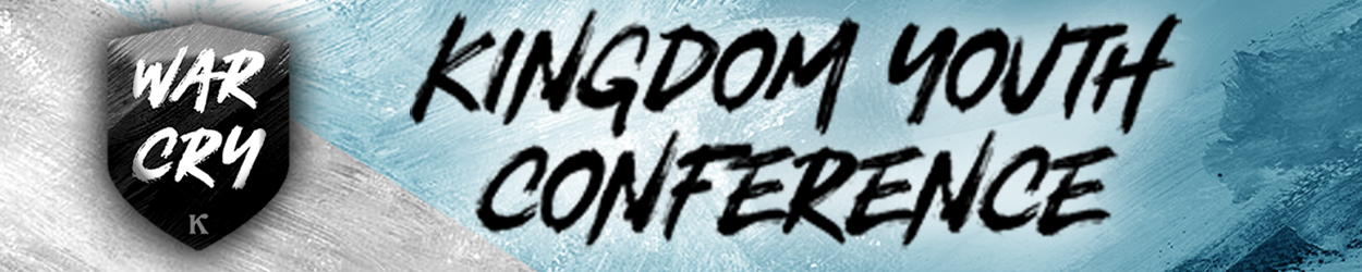 Kingdom Youth Event Banner